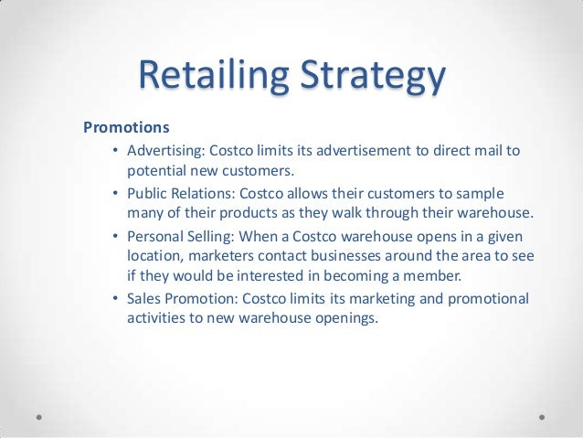 Costco's Mission, Business Model, Strategy & SWOT