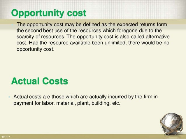 Cost curve Slide 3