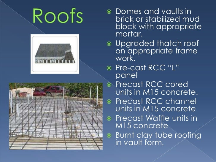 Rcc Concrete Time To Work : Roof work cost of new roofing