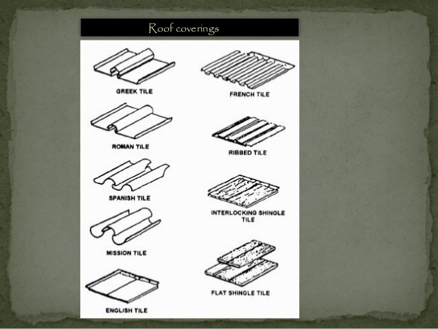 Cost Effective Roofs