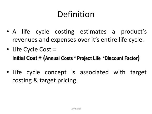 the advantages of target costing on Conceptual framework for launching and implementing target costing in automotive  implementing target costing in automotive  advantages of target costing for.