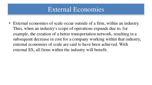 How do Economies of Scope and Economies of Scale Differ?