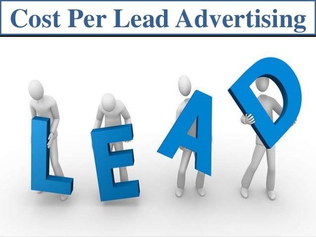 Cost Per Lead Advertising