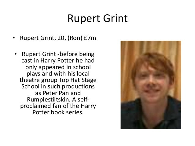 Rupert Grint - Hot Girls Wallpaper