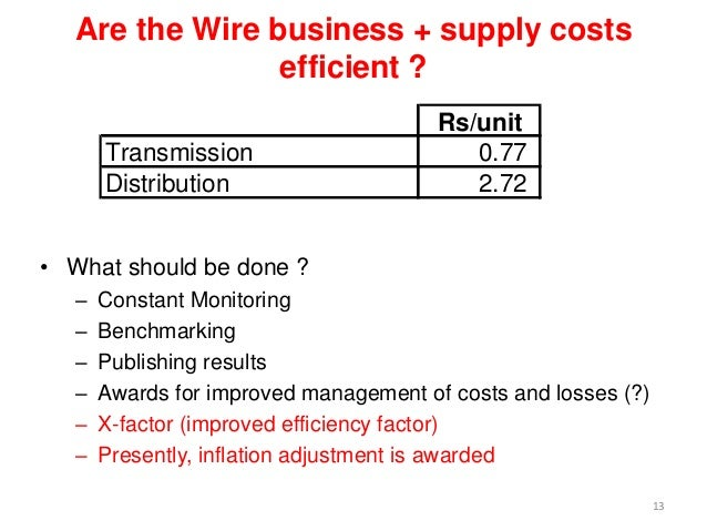 Costs and Prices of Electricity in Sri Lanka 2013: Are they reasonabl…