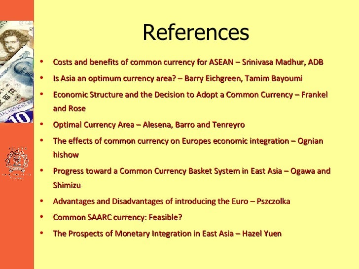 common currency benefits