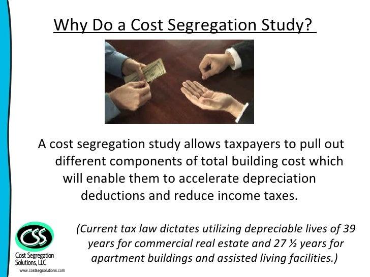 Cost Segregation   Huddleston Tax CPAs