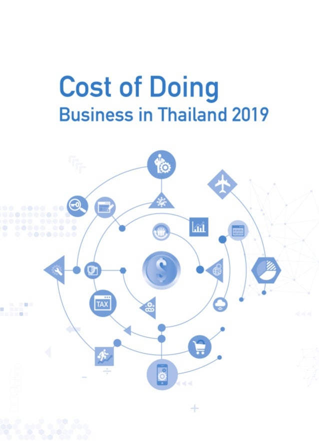 Costs of Doing Business in Thailand 2019