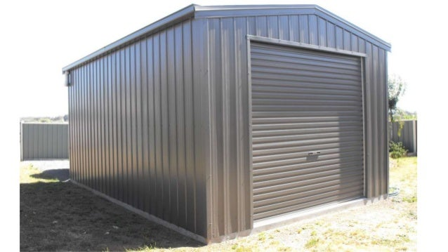 Cost To Build Sheds Garages