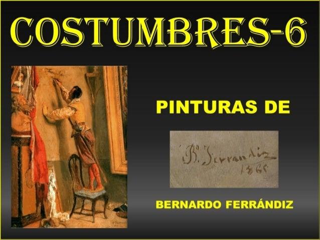 Bernardo Ferrándiz Badenes 1835 - 1885 Autorretrato - Nace en Cañamelar (Valencia). - Becado. - Viajó por África e Italia....