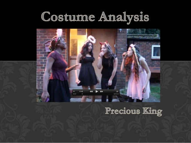 WHY ARE COSTUMES IMPORTANT IN FILM?  Costume is often considered one of the most powerful and important factors within fil...