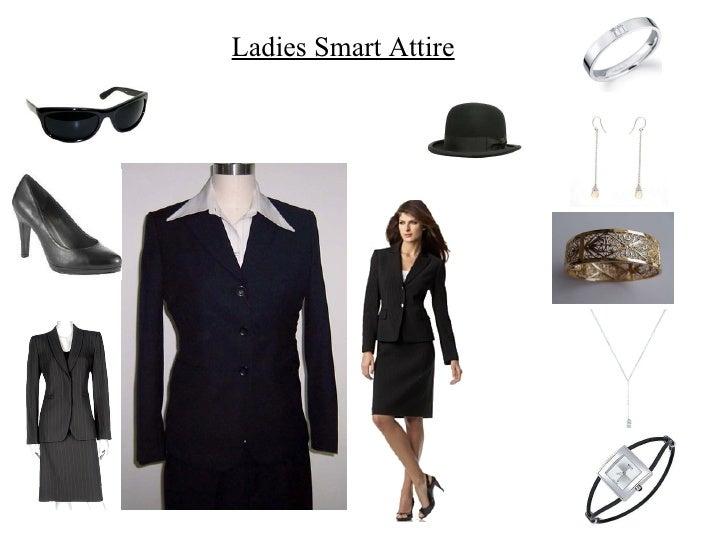 Ladies Smart Attire