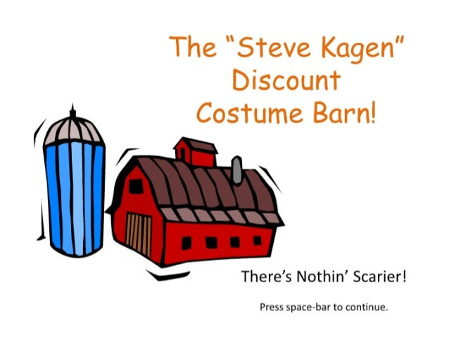 Kagen Costume barn