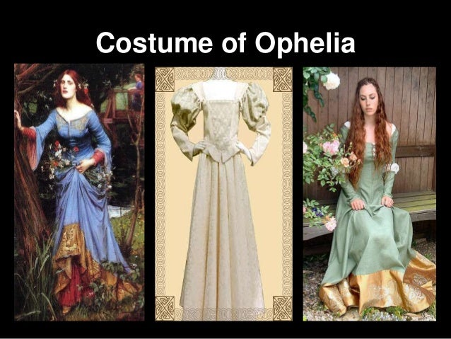 Ophelia S Renaissance Clothing: Costumes Of Hamlet