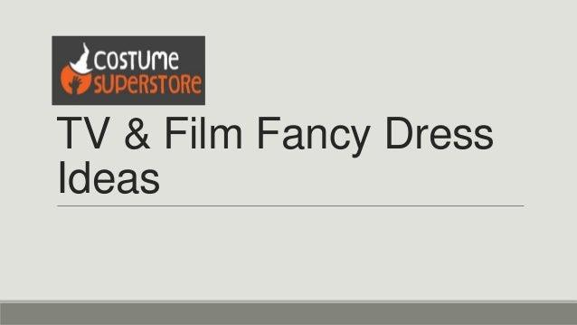 TV & Film Fancy Dress Ideas