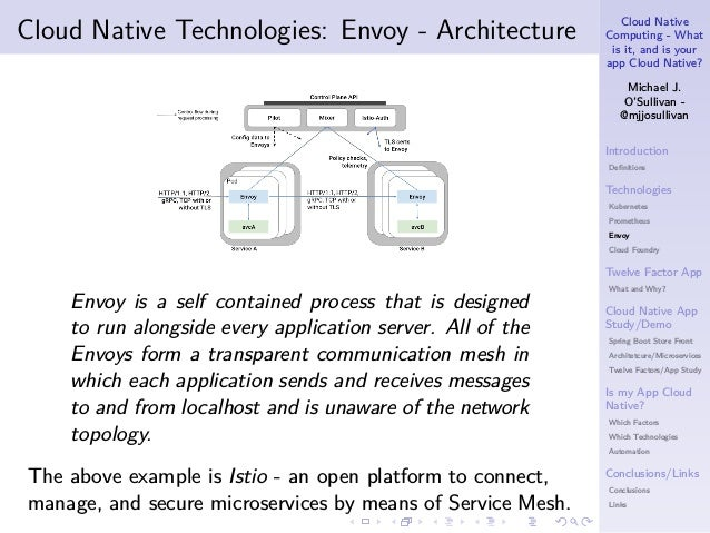 Cloud Native Computing: What does it mean, and is your app Cloud Nati…