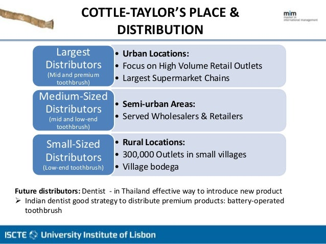 cottle taylor Cottle taylor expanding the oral care group in india harvard case study solution and analysis of harvard business case studies solutions – assignment helpin most.