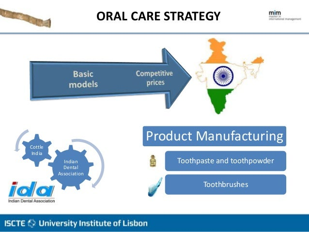 Cottle taylor the oral caregroup in india