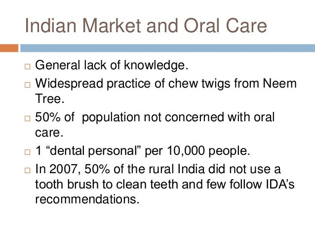 cottle taylor the oral caregroup in india Cottle-taylor conducts its india operations through a subsidiary called cottle india the india operations are focused on oral care, which includes toothpaste, tooth powder and dental floss focus area for this case is the toothbrush market.