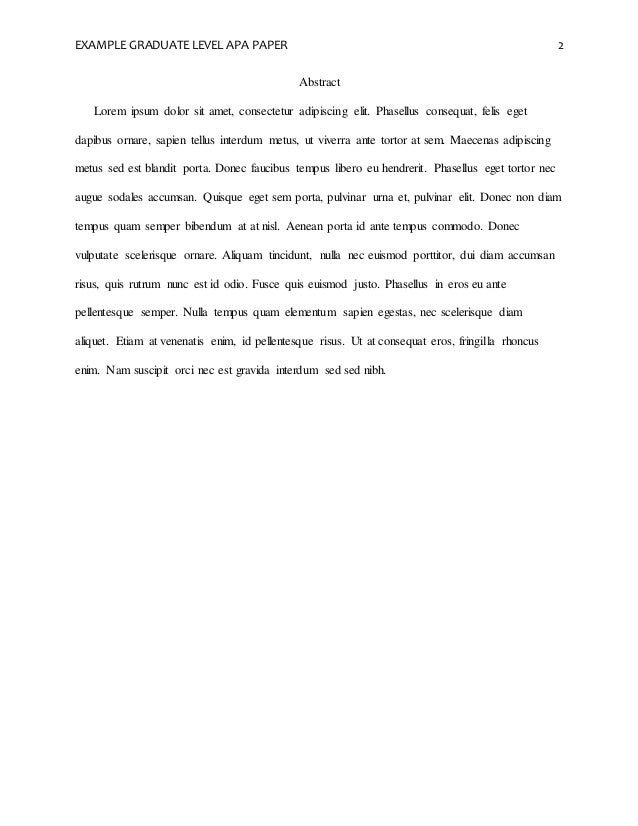 Apa Research Template  Oklmindsproutco Apa Research Template