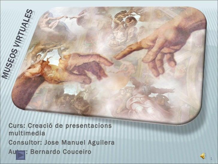 <ul><li>Curs: Creació de presentacions multimedia </li></ul><ul><li>Consultor: Jose Manuel Aguilera </li></ul><ul><li>Auto...