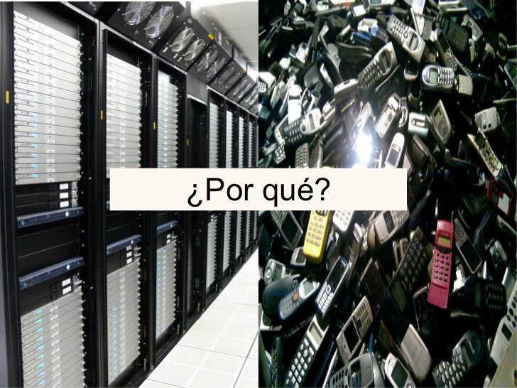 ¿Por qué?Computación voluntaria + @CouchDB by @jjmerelo   6