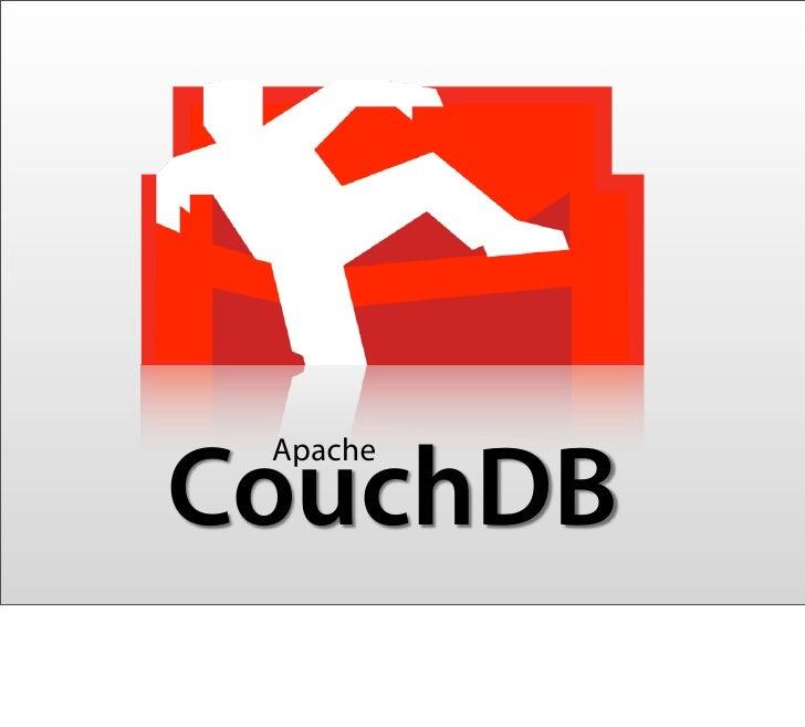 CouchDB - Local Web Platform