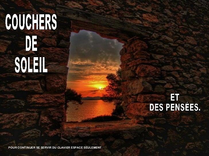 POUR CONTINUER SE SERVIR DU CLAVIER ESPACE SEULEMENT