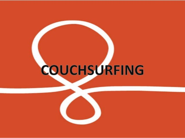 Reciprocity and free hospitality concept couchsurfing
