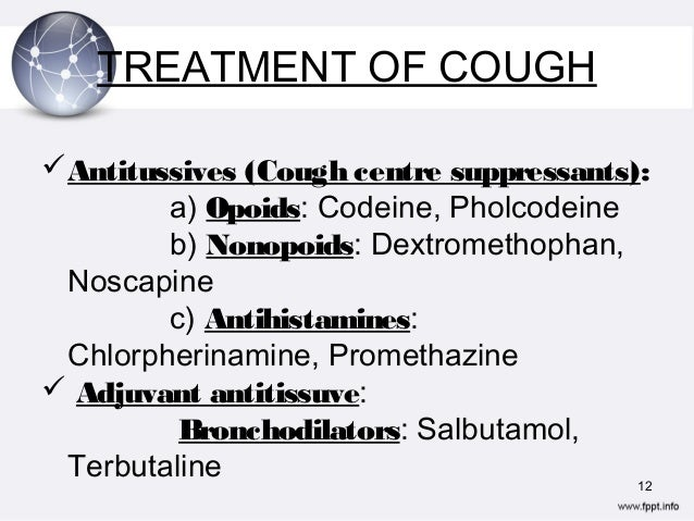 Cough and bronchial asthma