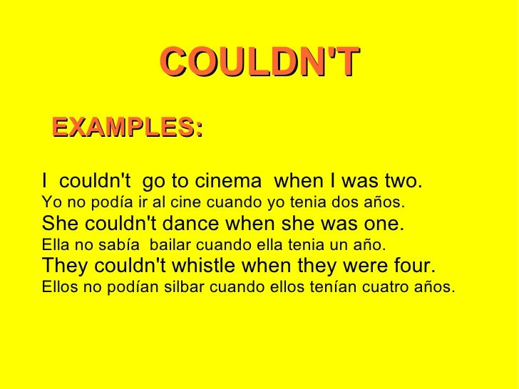 Can you speak spanish typical latin american dreams 8