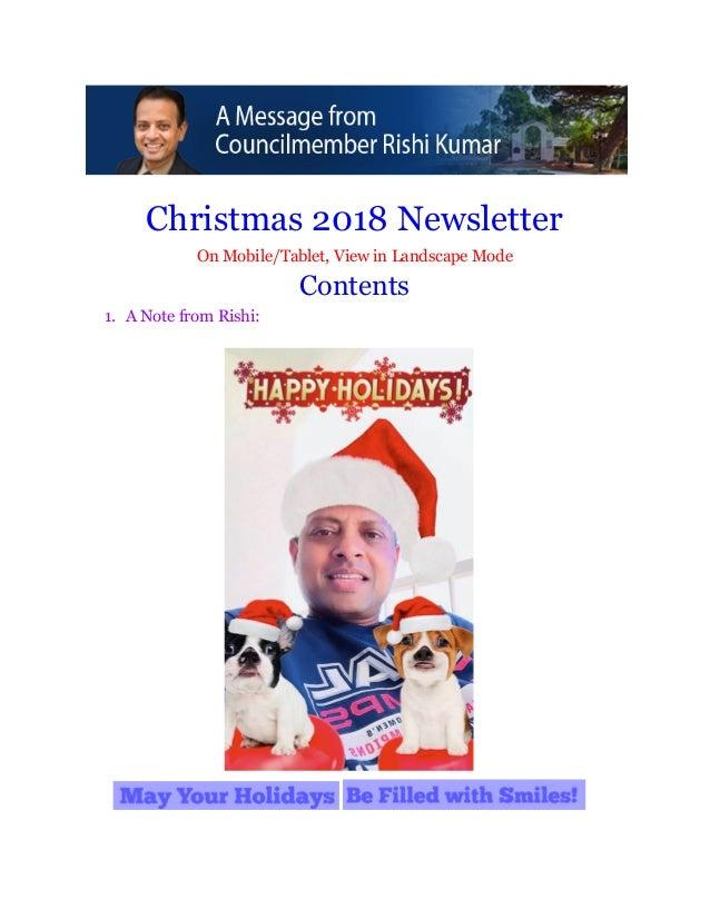 12/31/2018 Christmas Newsletter 2018 - Google Docs https://docs.google.com/document/d/1NH7q4SGn-IQN9qrZiQI0T7HKYD4hBsdvFk4...