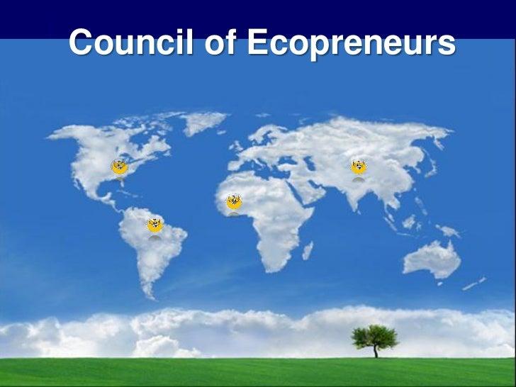 Council of Ecopreneurs