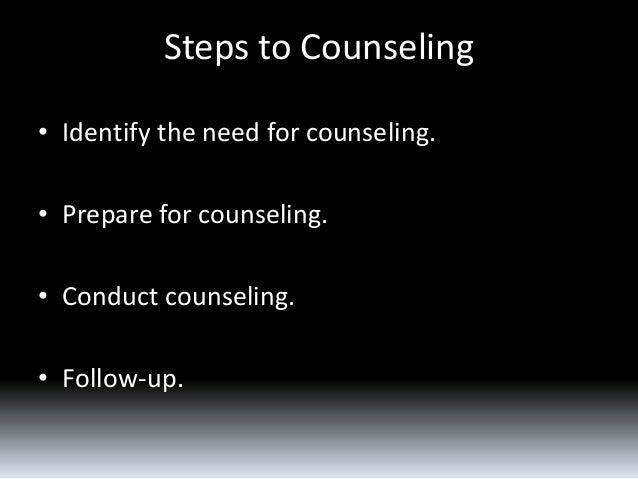 FM 6-22 Appendix B (Counseling)