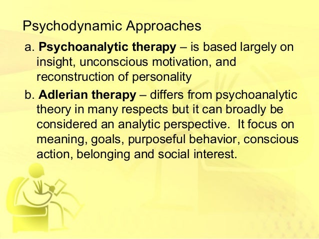 humanistic behaviourist cognitive and psychoanalytical theories of communication in health and socia Humanistic psychology and with pathology-oriented psychoanalytic theory (eg, cognitive behavioral therapy for depression.