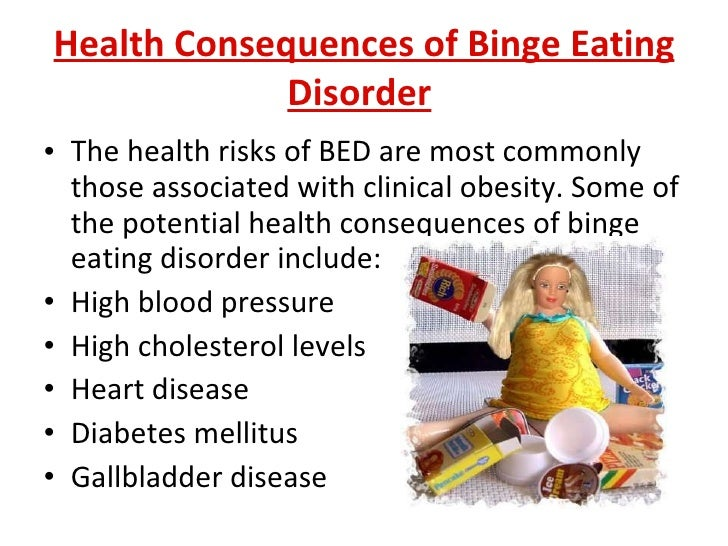 Eating Disorders: Symptoms and Responses