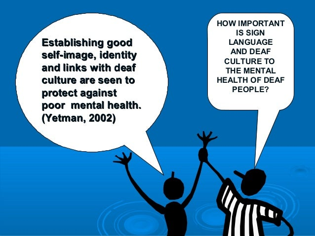 Demystifying common misconceptions about the deaf and deaf culture