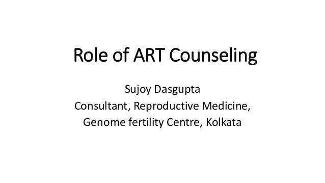 The Role of Counselling in IVF