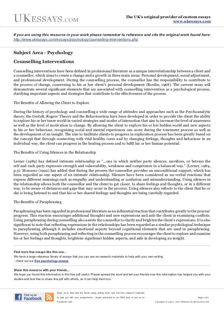 learning essay psychology Learning: psychology and observational learning essay unit 5 project charles ottley psychology ss124-02na august 31, 2010 learning is the conscious and unconscious.