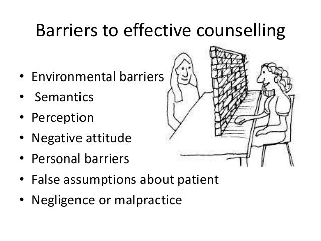 effective counseling Counseling is an essential part of drug abuse treatment for many people cognitive behavioral therapy, family counseling, and other therapy approaches can help people recovering from opioid.