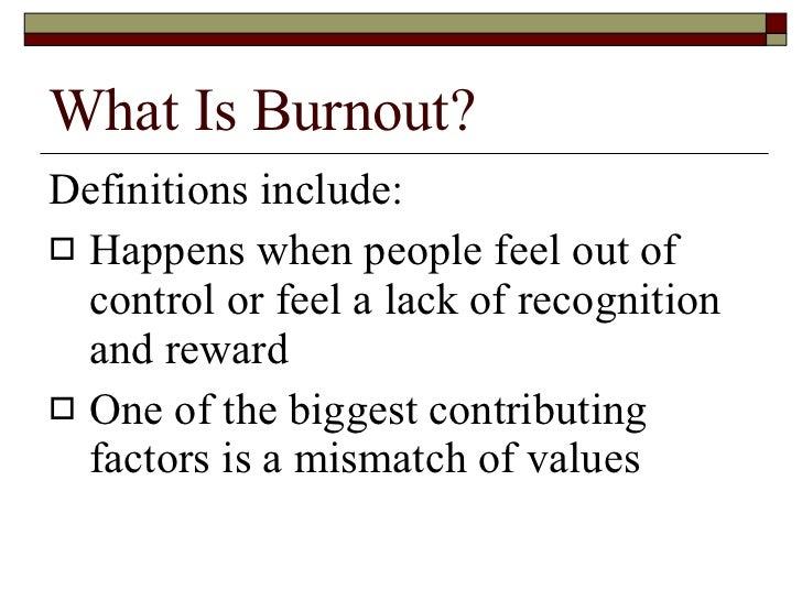 counselor burnout Burnout is a caregiver's worst enemy, but resources like counseling can help you provide high-quality care and achieve emotional stability.