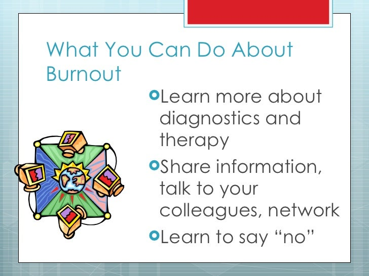 counselor burnout essay Exploring the counselor's experience of working with perpetrators and survivors of domestic violence  burnout refers to psychological and .