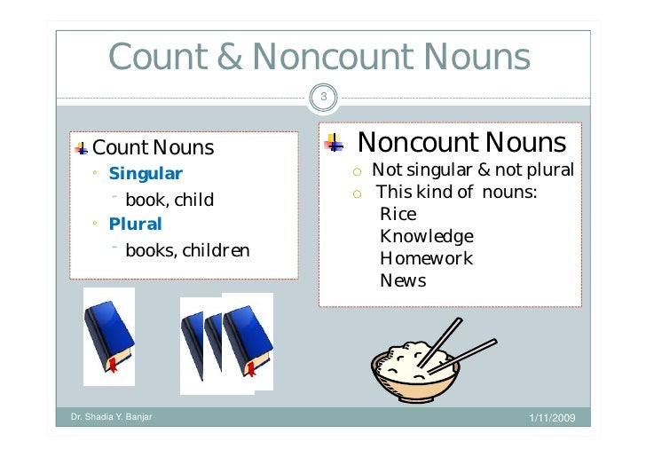 Count And Noncount Nouns [Compatibility Mode]