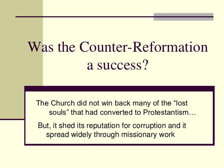 Counter reformation symbol