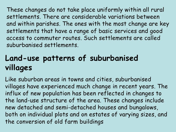 st ives counterurbanisation case study