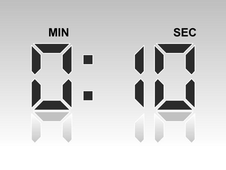 SEC MIN