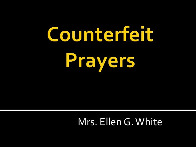 Mrs. Ellen G.White