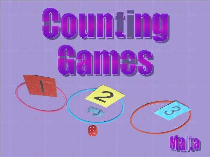 Counting  Games Malta