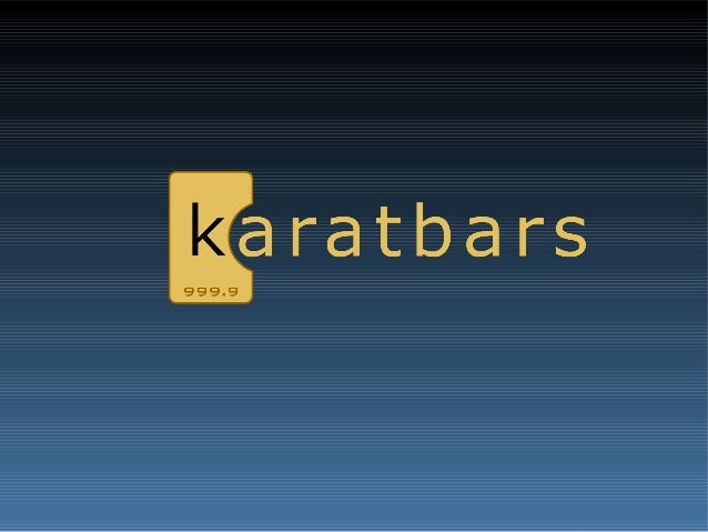 A visionary idea from Stuttgart, Germany  • Harald Seiz, CEO, Karatbars International