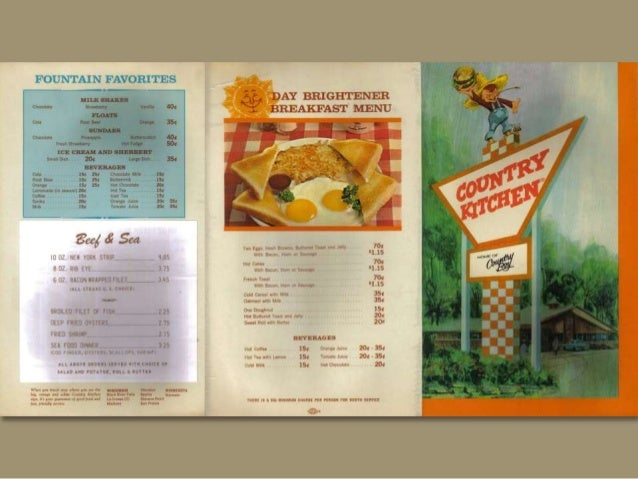 Country Kitchen Restaurant Menu oscar combs and country kitchen